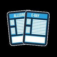 Tworzenie szablonów Allegro oraz eBay